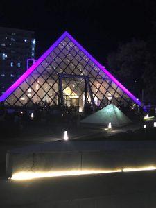 The Pyramid,ピラミッド,ITパーク,食事,セブ